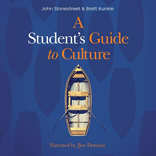 A Student's Guide to Culture audiobook cover art