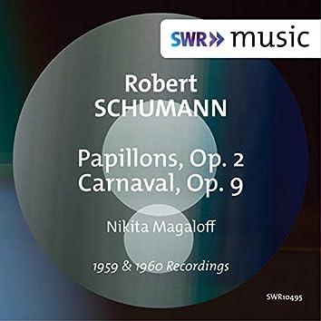 R. Schumann: Papillons, Op. 2 & Carnaval, Op. 9