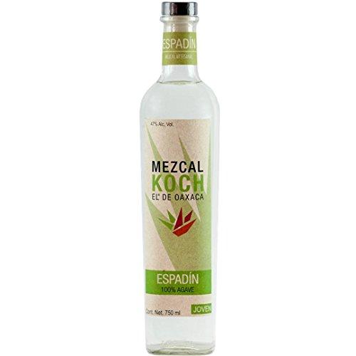 Koch El Espadin San Baltazar Mezcal Liqueurs, 70 cl