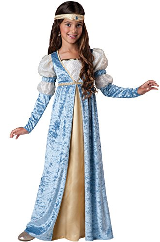 InCharacter Renaissance Maiden Child Costume, X-Large (12) - http://coolthings.us