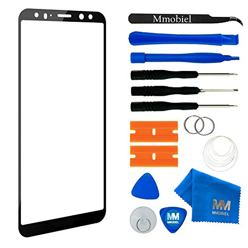 MMOBIEL Kit Reemplazo de Pantalla Táctil Compatible con Huawei Mate 10 Lite (Graphite Black/Aurora Blue) Inc Herramienta