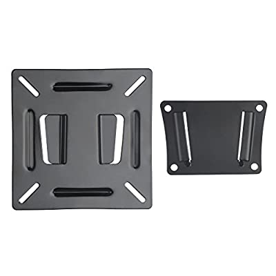 Trailer RV TV Mount for 13-30 TVs with 100x100 Loading 55lbs from LWL Mounting