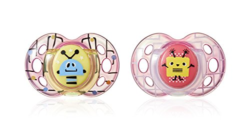 Tommee Tippee Closer to Nature - Chupetes bebes entre