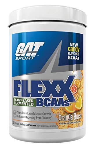 GAT Flexx BCAA Orange Burst, 690 g