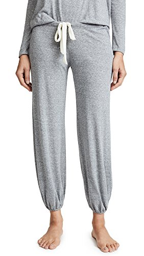 Eberjey Heather Cotton Blend Cropped Pant