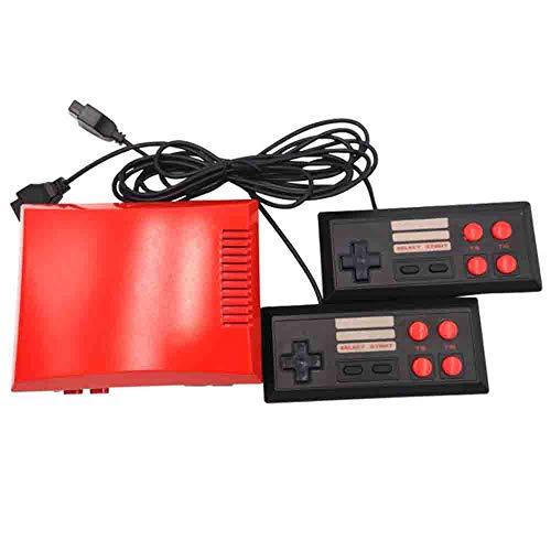 Mini clásico retro de la consola del juego de Super Sistema