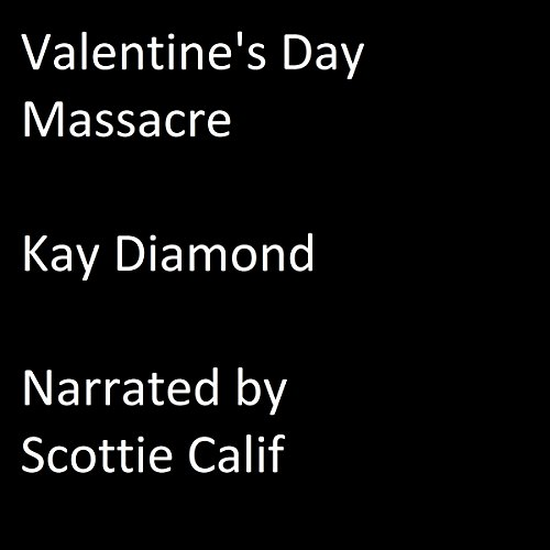 Valentine's Day Massacre audiobook cover art