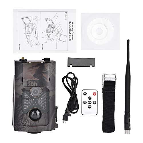 Cámara de video de caza 1080P HD, adecuada para caza con antena