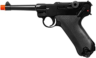 we p08 metal gas 4 inch barrel airsoft pistol airsoft gun(Airsoft Gun)