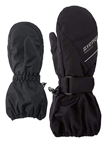 Ziener Baby LOMODI AS MITTEN glove junior Ski-handschuhe, black, 122 (L)