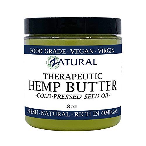 HEMP SEED BUTTER | 100% pure |organic | raw | handcrafted | vegan