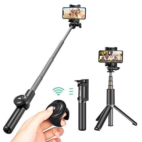 Palo de selfie y trípode para teléfonos Bagotte (modelo IMS-801)