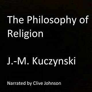The Philosophy of Religion audiobook cover art