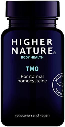 Higher Nature TMG, 90 veg tapas