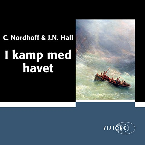 I kamp med havet [At War with the Sea] cover art