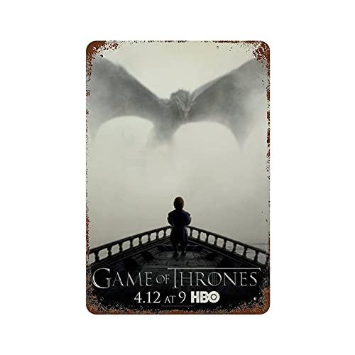 cuadro juego de tronos de la marca