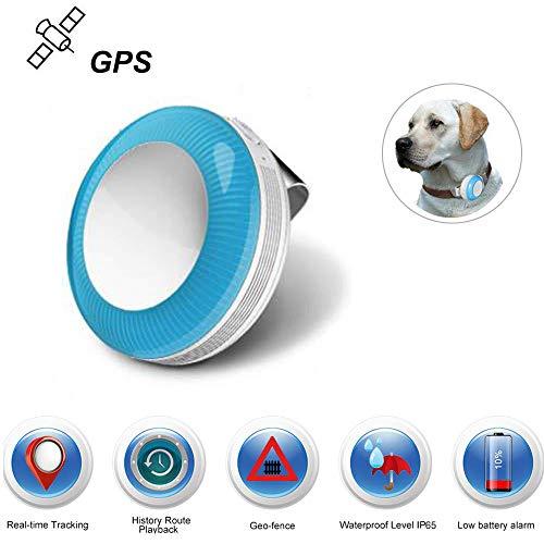 Mini Localizador GPS, GPS Tracker para Mascotas Perros/