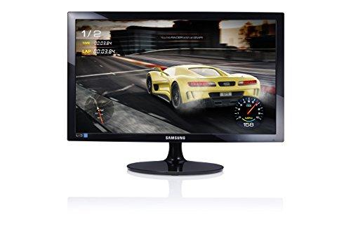 """SAMSUNG S24D332H Ecran PC, Dalle TN 24"""", Résolution Full HD (1920 x 1080), 75 Hz, 1ms, Noir"""