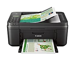 Canon MX492 Black Wireless All-In-One printer for home use with cheap ink