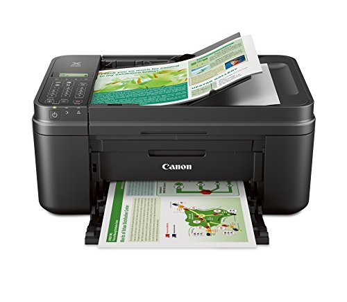 Canon MX492 Black Wireless All-IN-One Small Printer with Mobile or Tablet...