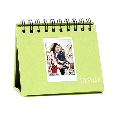 Fujifilm instax La Porta mini-Fotoalbum (aufklappbar), Lime Grün