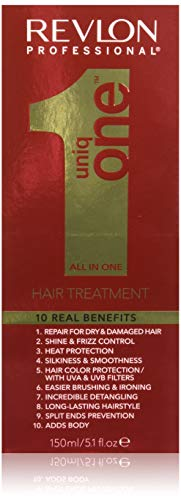 Price comparison product image Revlon Uniq One All in One Hair Treatment 5.1oz. Pack of 12 - Original Display