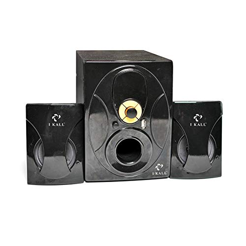 I KALL IK-44 BT 2.1 Home Theater System Multimedia Speaker with FM Stereo, Bluetooth, USB & AUX Function
