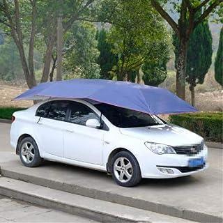 Shrinika Portable Automatic Car Umbrella Tent Remote Control Operated Waterproof Anti UV