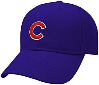 timeless design 53ca1 e9fb0 New Era Chicago Cubs Royal Blue Youth Flexfit Authentic Game Cap