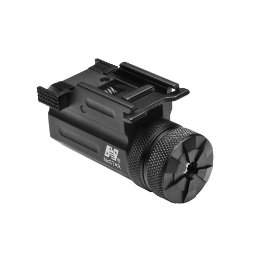 NcSTAR NC Star AQPTLMG, Green Laser Sight, Ultra Compact for Pistol with Quick Release Mount