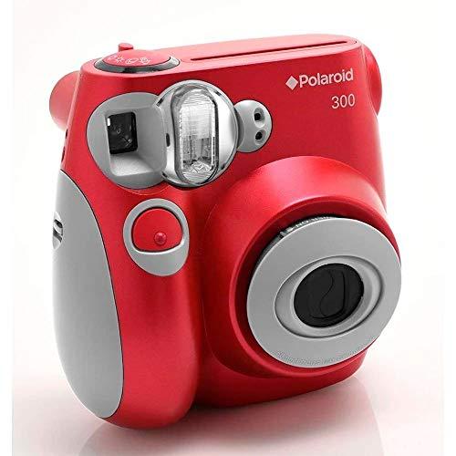 Câmera Polaroid Instantanea PIC-300 Vermelho