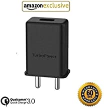 Mapzi Micro USB Turbo Power 3.0 Ampere 25 W Mobile Adaptor - Black