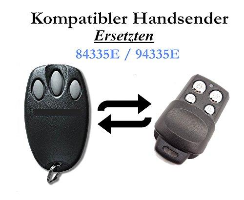Chamberlain Garagentor Fernbedienung Geeignet für Liftmaster Motorlift 94335E Ersatz, 4 Kanal Kompatibel Handsender