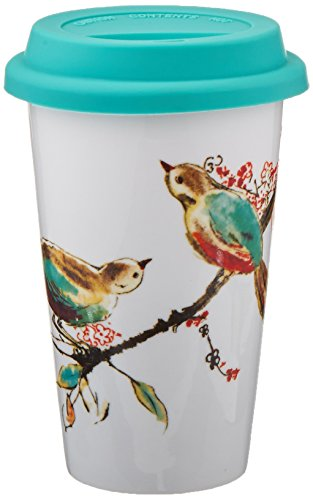 Lenox Chirp Thermal Travel Mug 125 LB Multi