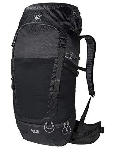 Jack Wolfskin Kalari Trail 36 Pack Sac à Dos Trekking, Hiking Backpacks (à 45 L) Adulte Unisexe, Black, One Size