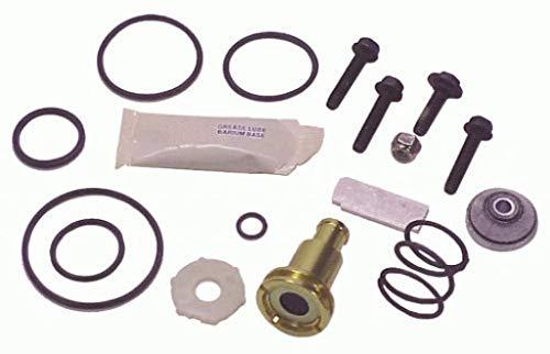Bendix 5005037 Hard Seat Purge Valve Rebuild Kit for AD9 Air Dryers