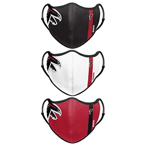 Atlanta Falcons NFL Sport 3 Pack Face Cover