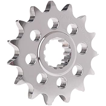 Vortex 839A-46 Silver 46-Tooth Rear Sprocket