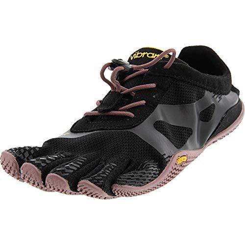 Vibram Five Fingers 18w0701 Kso EVO buty do fitnessu, czarny - Schwarz Black Rose - 41 EU