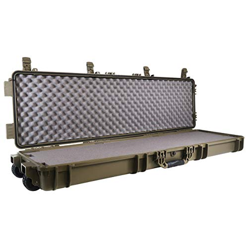 """Condition 1 Tactical Rifle Case, Ranger Green 