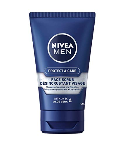 NIVEA Men Originals Exfoliating Face Scrub, 125g