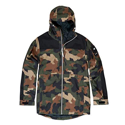 Armada Bergs Insulated Jacket - Men's Camo, XL