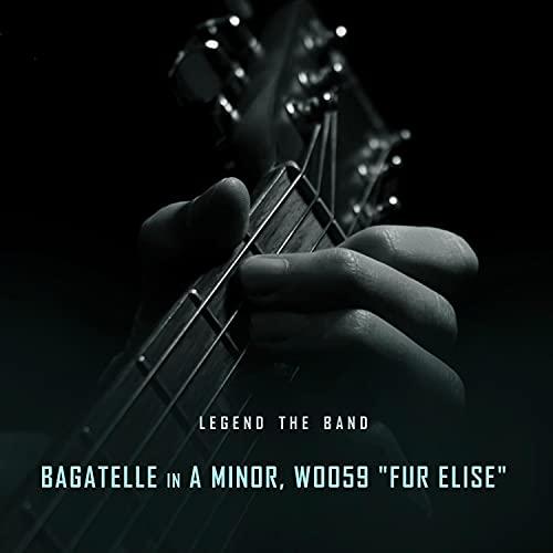Bagatelle in A Minor, WoO59