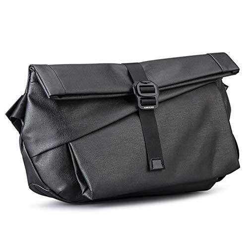Shoulder Sling Bag for Men Women Crossbody Backpack Waterproof Travel Chest Bags Causal Daypack