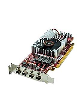 VisionTek Radeon RX 560 4GB GDDR5 4M 4K Graphics Card 4 Mini DisplayPort 7.1 Surround Sound PCI Express Low-Profile GPU ATX & SFF  901278
