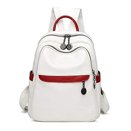 BAFEYU Women Backpack PU Leather Rucksack Fashion Travel Ladies Backpacks for any outfit any season