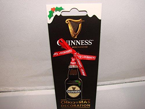 Guinness-Kunstharz-Flasche-Hängedekoration