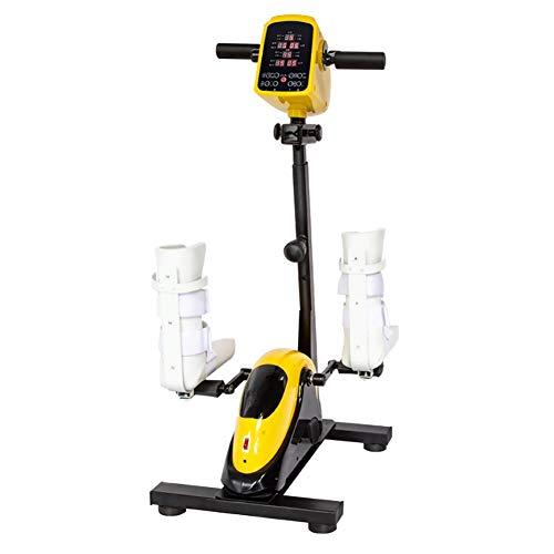 ZHANGCHUNLSD Pedal Exerciser Rehabilitation Training Bike Limb Training Device Home Exercise Upper and Lower Limb Rehabilitation Machine Stroke Hemiplegia (Color : B)