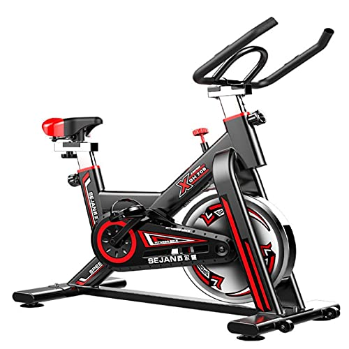 Spinning Bike Bicicleta Estática Para Gimnasio En Casa, Bicicleta De Ciclismo Interior Estacionaria, Bicicleta Deportiva Silenciosa Para Entrenamiento Cardiovascular En Casa, Capacidad De 150 Kg / 331