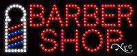 Barber Shop Flashing &アニメーションLEDサイン( High Impact、エネルギー効率的な)